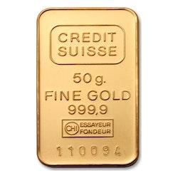 50 gram goud Divers