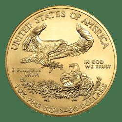 American gold eagle 50$ 1oz 2015