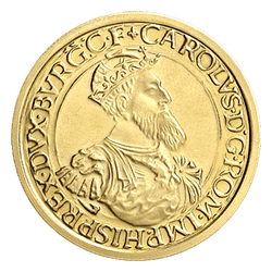 Gouden 50 ECU 1987