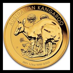 1/2 oz kangaroo nugget front