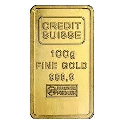 100 gram goudbaar divers