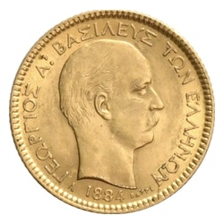 20 drachme