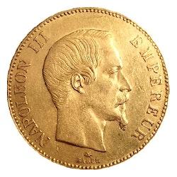 100 Fr Napoleon III - FRONT