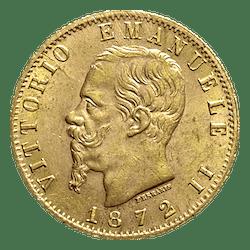 20 lire marengo gouden munt