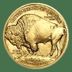 50$ Gouden buffalo 1 oz