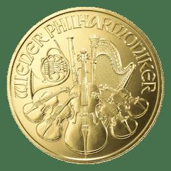 Gouden Wiener Philharmoniker 1 oz 2015