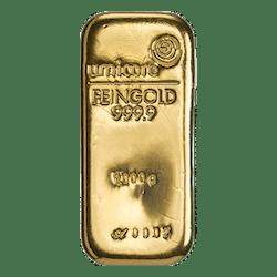 1000 gram goudstaaf